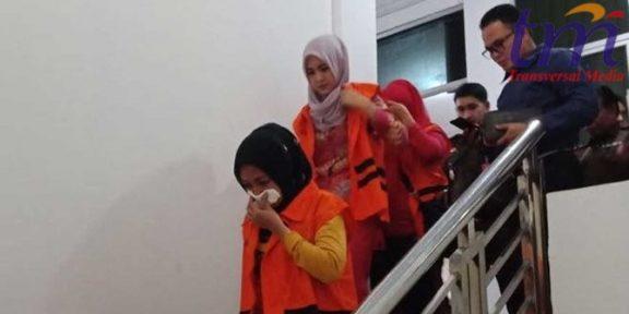 3 PNS Riau Ditahan