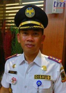 Kepala Dishub Pemerintahan Kota Mojokerto, Gaguk Tri Prasetyo