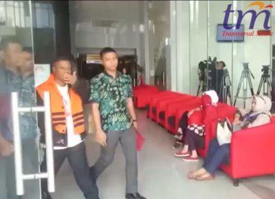 MKP Sudah Kenakan Baju Tahanan KPK
