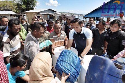 AHY direncanakan bertemu masyarakat lintas profesi serta generasi muda di Sulawesi Tenggara untuk berdialog dan mendengarkan aspirasi mereka. Dialog-dialog dan silaturahmi ini terus dilakukan AHY agar lebih dekat dengan masyarakat untuk kepentingan dan kemajuan masyarakat ke depannya.