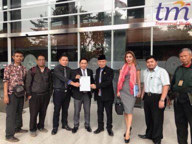 Serikat Pers Republik Indonesia (SPRI) dan Persatuan Pewarta Warga Indonesia (PPWI) secara resmi telah melayangkan gugatan Perbuatan Melawan Hukum (PMH) terhadap lembaga Dewan Pers pada tanggal 19 April 2018