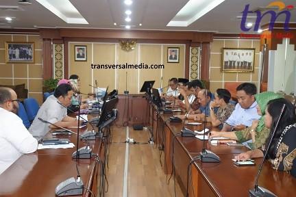 Komisi III DPRD Kota Mojokerto melakukan Konsultasi ke Kementerian Tenaga Kerja RI, (6/6/2018)