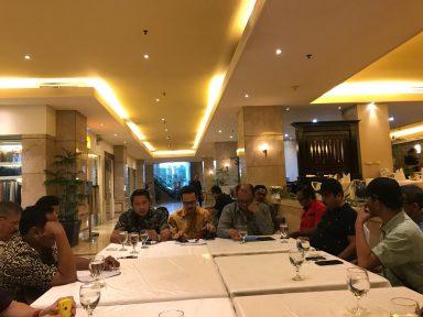 Mandagi Nahkodai Dewan Pers Indonesia di Tengah Tantangan dan Peluang