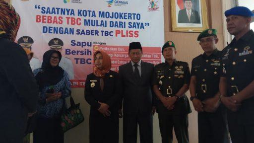 391 Warga Kota Mojokerto Terjangkit TBC
