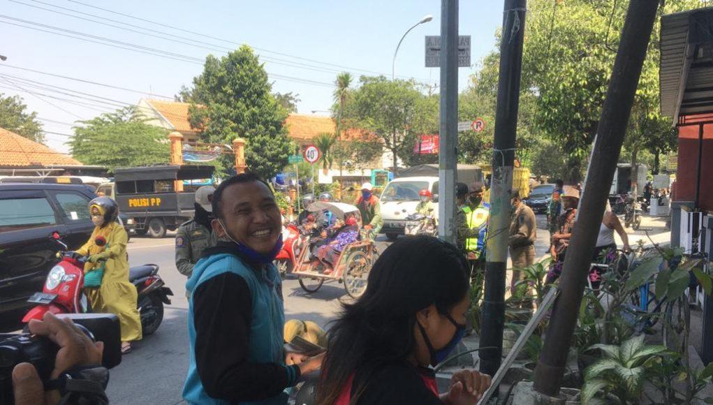 pelanggar perwali Mojokerto 55
