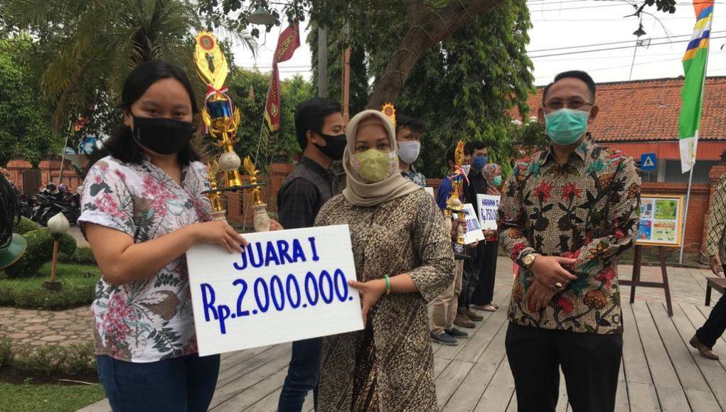 Warga Meri Juara Lomba Poster Antisipasi Post Pandemic Covid-19